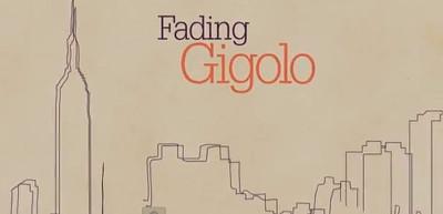 映画「ジゴロ・イン・ニューヨーク」Fading Gigolo