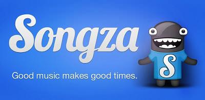 おすすめ無料スマホアプリSongza、音楽ストリーミングサービス「ソングザ」が快適すぎ!