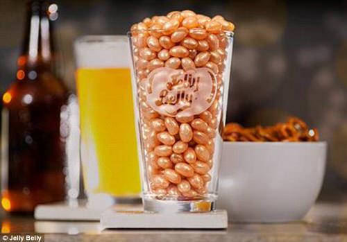 ビール味のジェリーベリーが登場!〜Draft Beer Jelly Belly〜