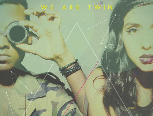 2014年注目の新人アーティスト「WE ARE TWIN」、曲、wiki、画像まとめ