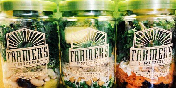自動販売機で新鮮サラダが買える!ファーマーズ・フリッジが登場〜Farmer's Fridge〜
