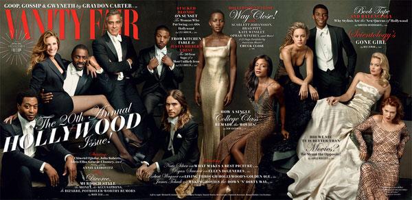 ヴァニティ・フェア ハリウッドイシューの表紙が今年も豪華!〜Vanity Fair Hollywood Issues〜