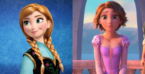 【ネタバレ注意】ディズニーファンによる「アナと雪の女王」「塔の上のラプンツェル」「リトル・マーメイド」の世界が繋がっている説が話題