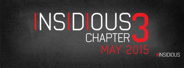恐怖再び 映画「インシディアス第3章」Insidious: Chapter 3 予告編が公開