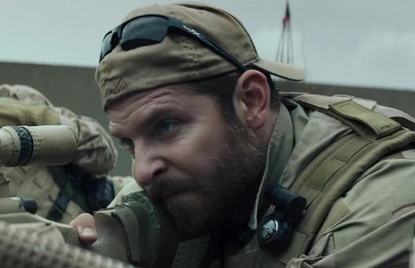 2/21公開全米大ヒット「アメリカン・スナイパー」実在したスナイパー、クリス・カイルの半生を映画化American Sniper 予告編が公開 ブラッドリー・クーパー主演、クリント・イーストウッド監督