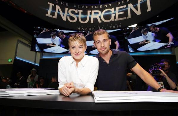 映画 ダイバージェント続編「Insurgent」ダイバージェント2 叛乱者 予告編が公開