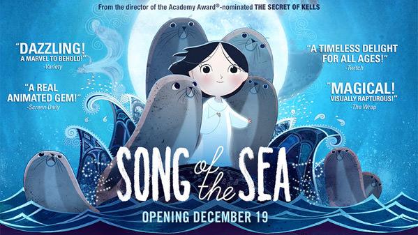 アニメ映画「Song of the Sea」ソング・オブ・ザ・シー アカデミー賞ノミネート!予告編、画像