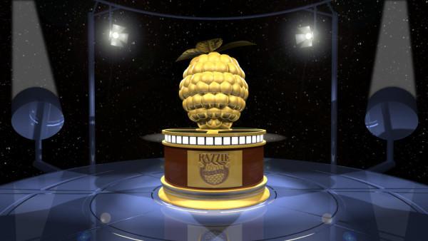 ゴールデンラズベリー賞2015 受賞作品発表 The Golden Raspberry Awards 2015