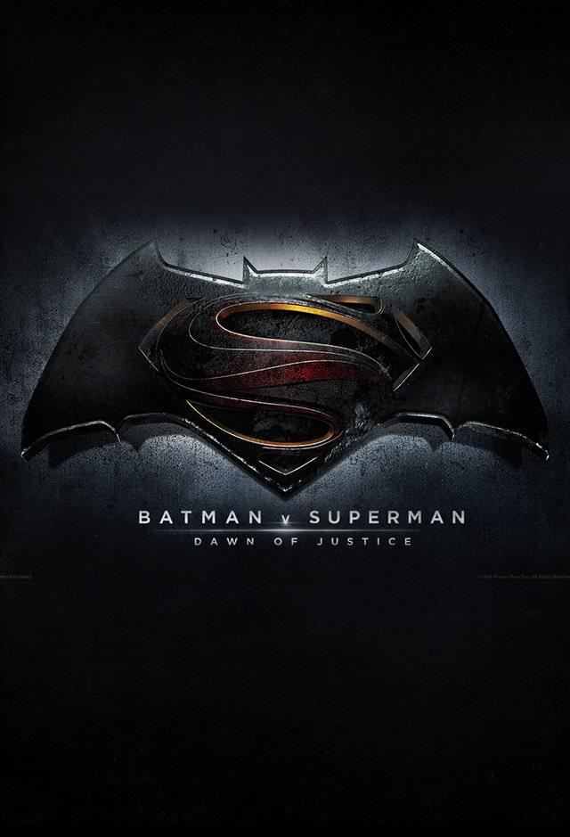 3/25日本公開 映画バットマン vs スーパーマン ジャスティスの誕生