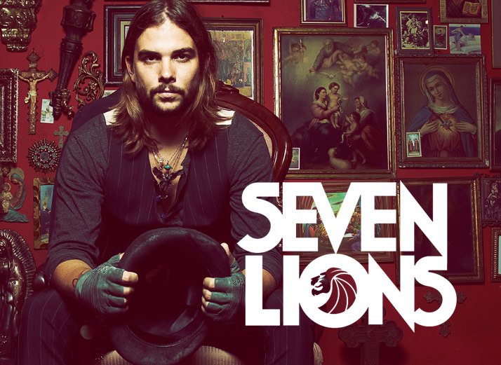 アメリカ出身 EDMアーティスト SEVEN LIONS セブンライオンズ 曲 画像 wiki まとめ
