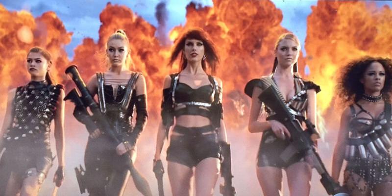 2015年4-5月おすすめ洋楽ヒットソングリスト 21曲 Taylor Swift, Avicii, ZEDDなど