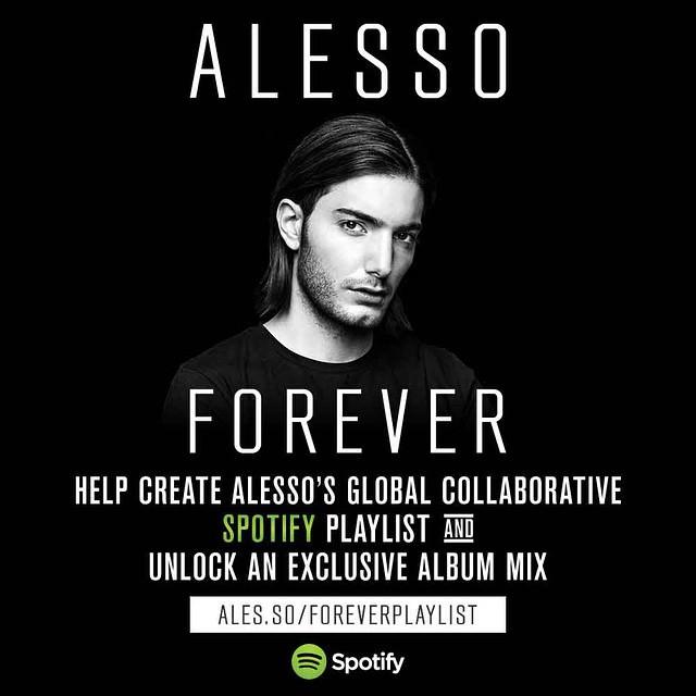5/26発売 Alessoアルバム「Forever」収録曲 和訳
