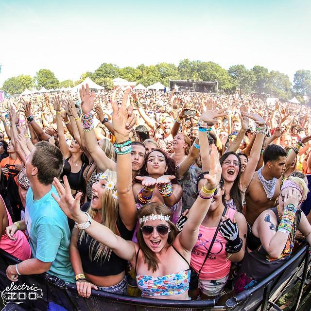 Electric Zoo Festival N.Y. 2015 海外EDMフェス 豪華出演ラインナップ