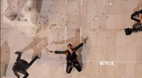 海外ドラマ「センス8」Sense8 ネットフリックス Netflix ウォシャウスキー姉妹製作