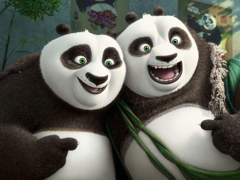 アニメ映画「カンフー・パンダ 3」人気シリーズ最新作 Kung Fu Panda 3