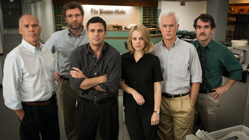 映画「Spotlight」実話スキャンダルを豪華キャストで!