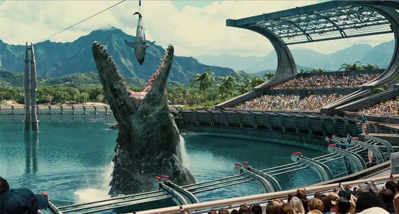 【ネタバレ注意】映画「ジュラシック・ワールド」感想レビュー 恐竜にまた襲われるんです
