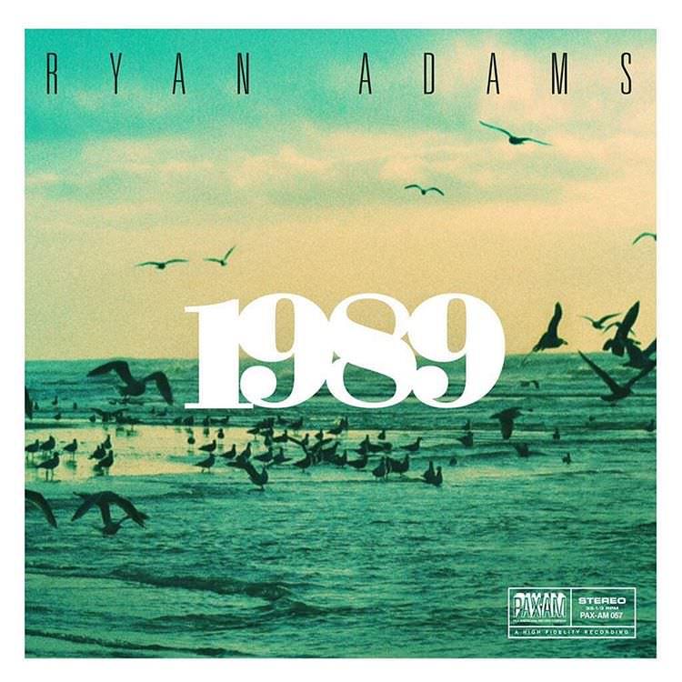 ライアン・アダムスがテイラー・スウィフトのアルバム「1989」をまるごとカバー