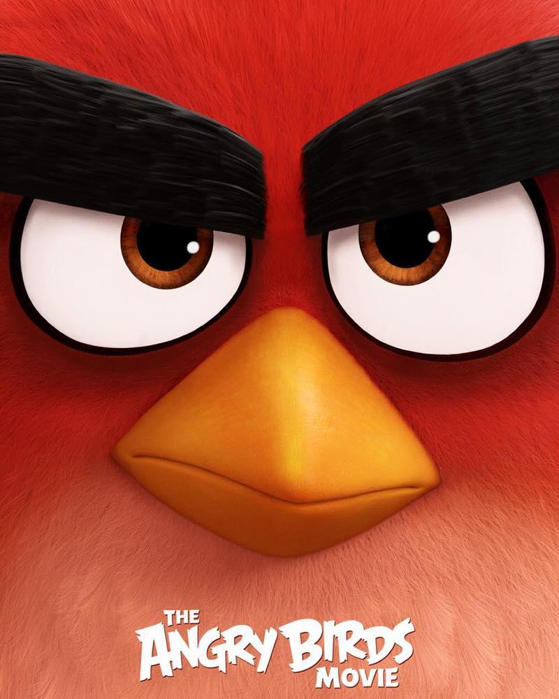 アニメ映画「アングリーバード」Angry Birds 人気スマホゲームが映画化!
