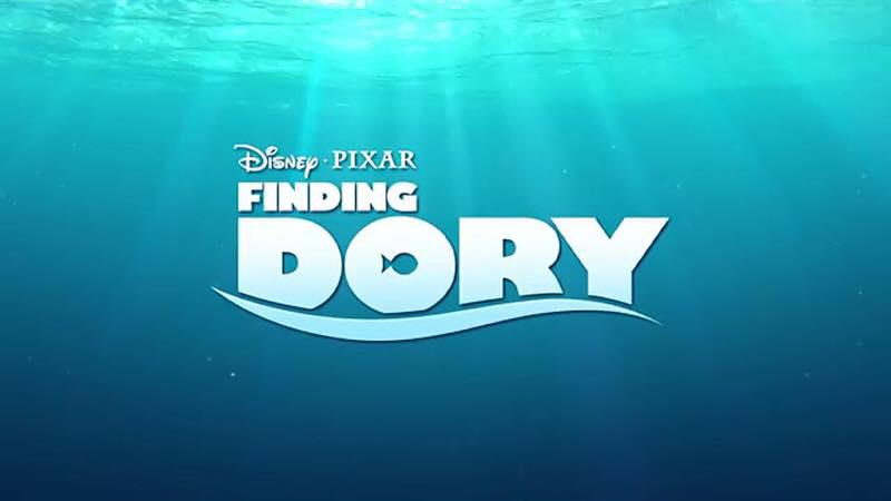 ピクサー映画「ファインディング・ドリー」Finding Dory