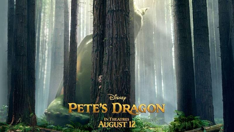 映画 ピートとドラゴン Pete's Dragon 少年とドラゴンの友情を描くディズニー最新作