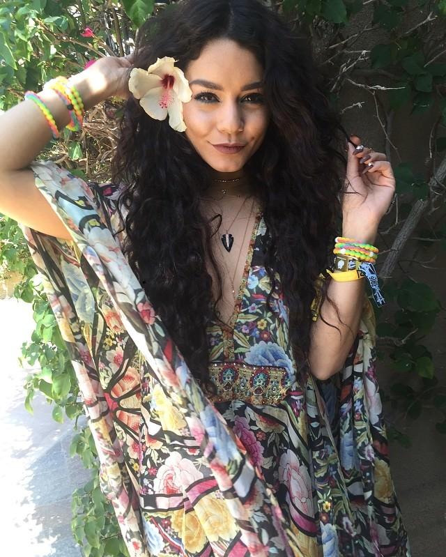 夏フェスファッション2016 コーチェラ セレブ モデル 役者 歌手きこなし