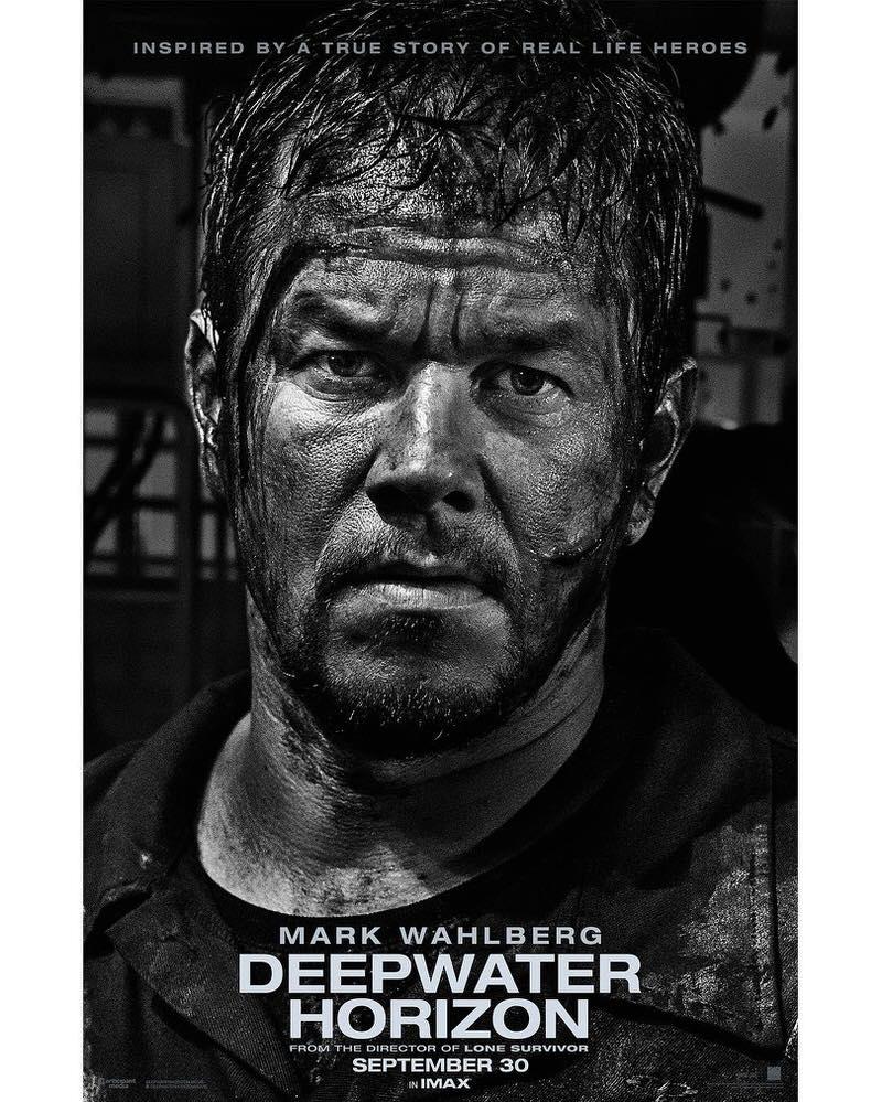 映画 ディープウォーターホライズン Deepwater Horizon メキシコ湾原油流出事故を映画化