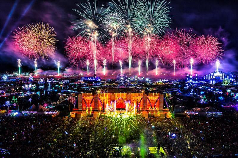 EDCラスベガス2016 生放送 LIVE配信 EDC Las Vegas 2016