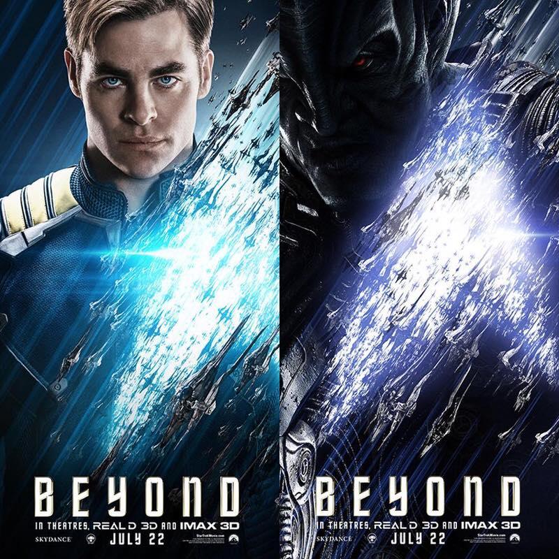 映画 スタートレック ビヨンド スタトレシリーズ最新作 10/22日本公開 Star Trek Beyond