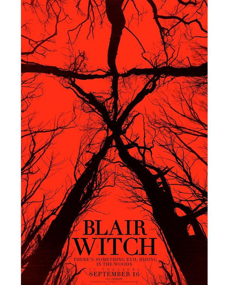 ホラー映画 Blair Witch ブレアウィッチプロジェクトの最新作