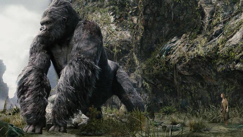 映画 コング Kong: Skull Island ゴジラと同じ世界でキングコングが大暴れ