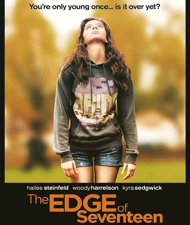青春コメディ映画 The Edge of S...