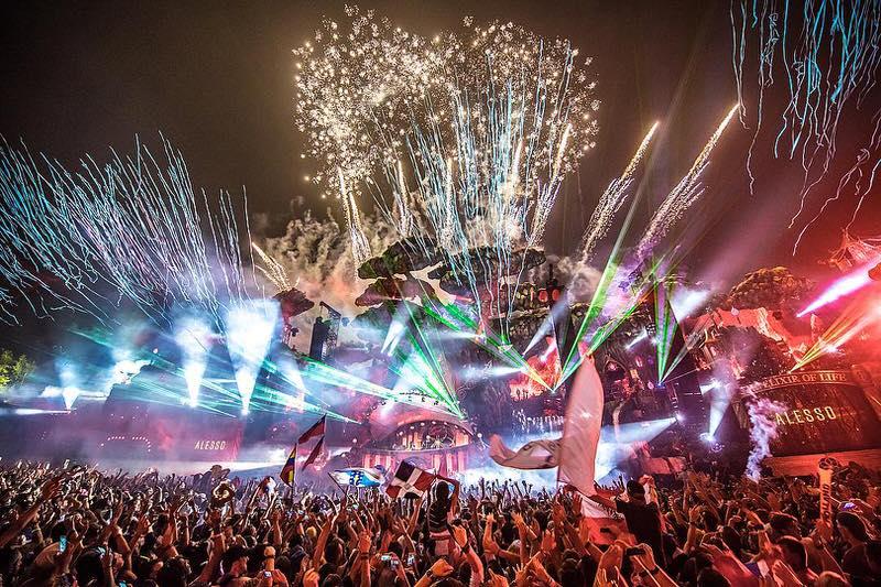EDM最大級フェス トゥモローランド2016 DJセット ライブ音源 インスタ写真まとめ
