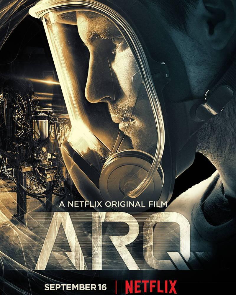 ネットフリックスオリジナル映画 ARQ タイムループ…してるぜ! Netflix