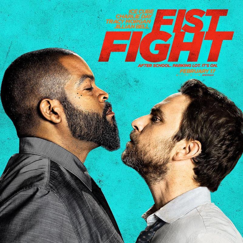 映画フィストファイト Fist Fight アイスキューブ主演のリベンジコメディ