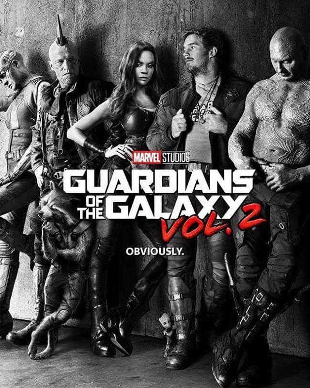 映画 ガーディアンズオブギャラクシー2 Guardians of the Galaxy Vol.2