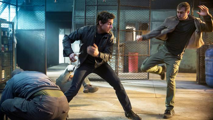 全米最新ヒット映画興行収入ランキングTOP10 10/21-23 ジャックリーチャー最新作は?
