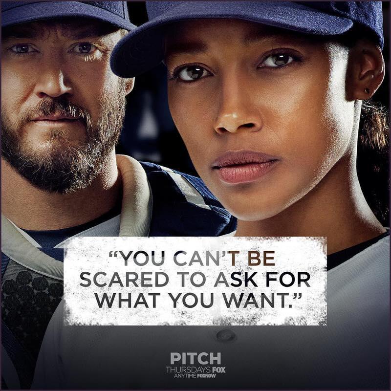 海外ドラマ Pitch ピッチ 女性メジャーリーガーの活躍を描く感動ストーリー