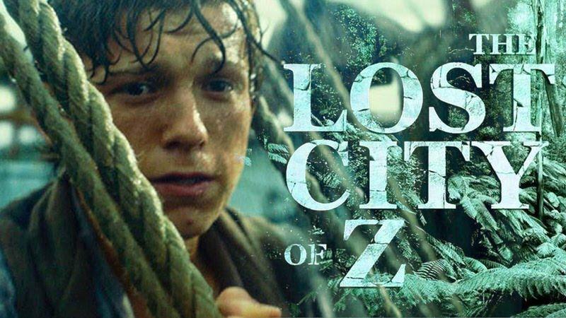 映画 The Lost City of Z アマゾンオリジナル 超豪華キャストで実話を映画化
