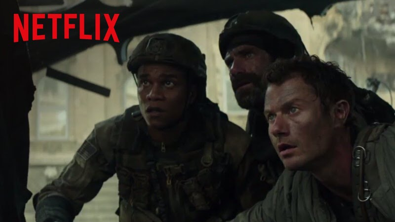 映画 スペクトル あらすじ 感想 オチ ネタバレ Netflixオリジナル