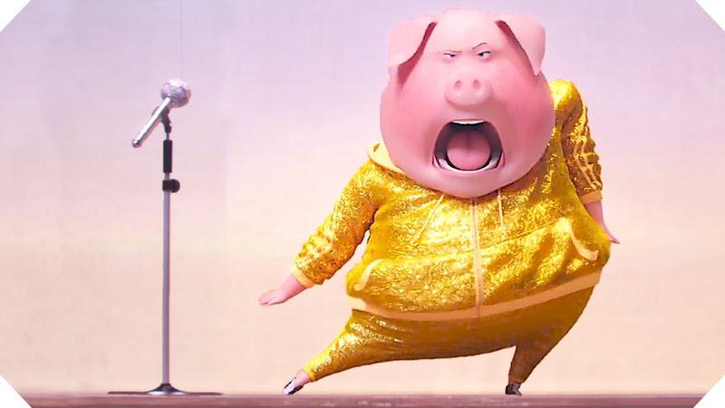 全米最新ヒット映画興行収入ランキングTOP10 12/23-26 シングが大ヒット初登場