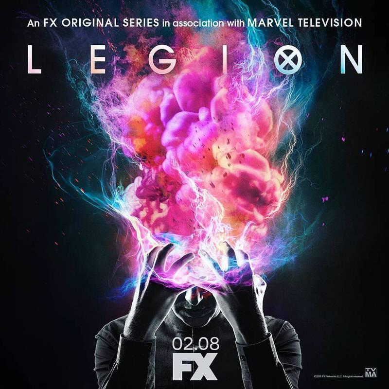 海外ドラマ「Legion」レギオン マーベル最新作
