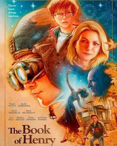 映画 The Book of Henry シングルマザーと天才児によるサスペンス