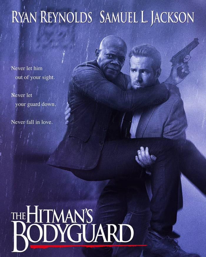 映画 ヒットマンズボディガード The Hitman's Bodyguard 予告編公開
