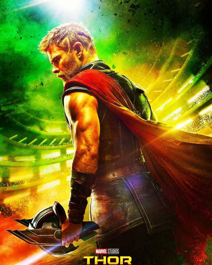 映画 Thor: Ragnarök ソー ラグナロク マーベル最新作 Marvel