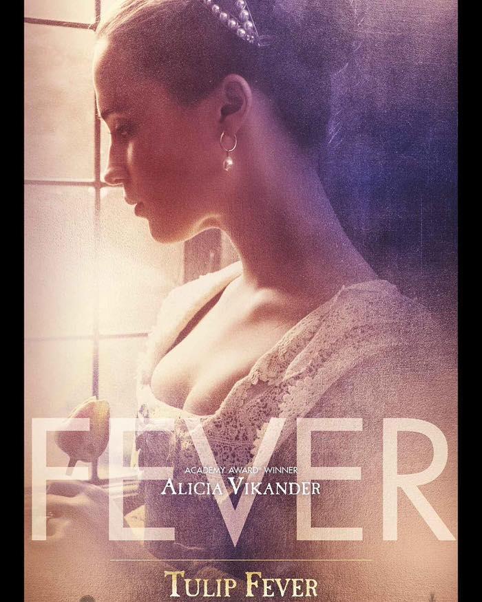 映画 チューリップ熱 Tulip Fever 豪華キャストでヒット小説を映画化