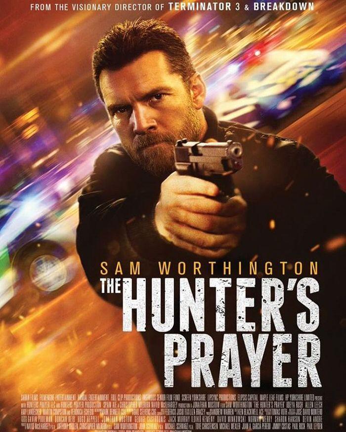 映画 Hunter's Prayer ハンターズプレイヤー サムワーシントン主演アクション