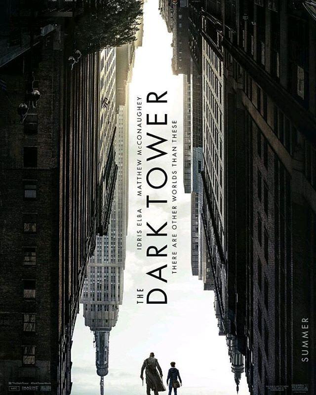 映画 The Dark Tower ガンスリンガー ダークタワー スティーブン・キング原作