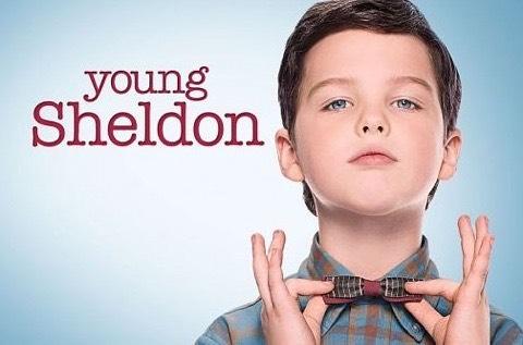 海外ドラマ ヤングシェルドン Young Sheldon ビッグバンセオリー スピンオフ