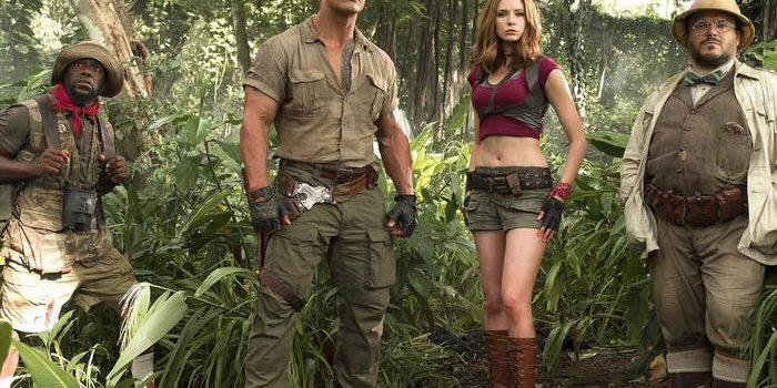 映画 ジュマンジ Jumanjiが22年ぶりに続編 Welcome to the Jungle